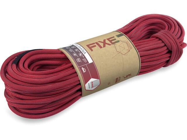 Fixe Siurana Rope 9,6mm x 80m fire/white